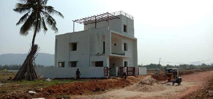 INVESTMENT PROJECT  AND HOUSING PROJECT FOR SALE AT SMART CITY VIZAG LIKE DUVVADA