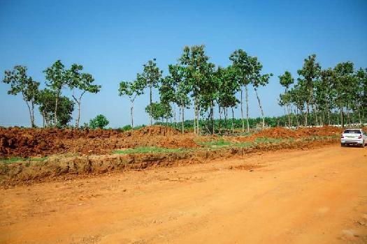 vuda open plots beside national highway from 50meters