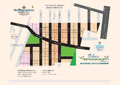 167 Sq. Yards Residential Plot for Sale in Dakamarri, Visakhapatnam