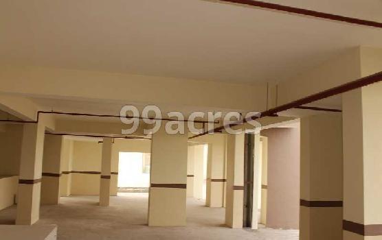 3 BHK + Servant Room