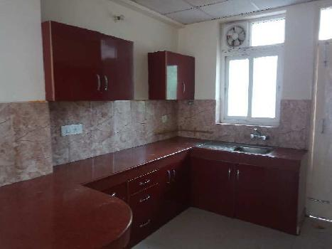 Semi furnished flat