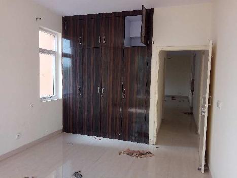 Semi furnished flat