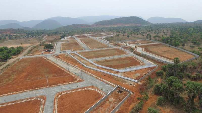 166 Sq. Yards Residential Plot for Sale in Kothur, Hyderabad