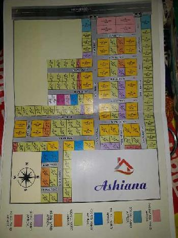 Residencial plot in pirthla