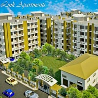 3 BHK Flat in Allahpur