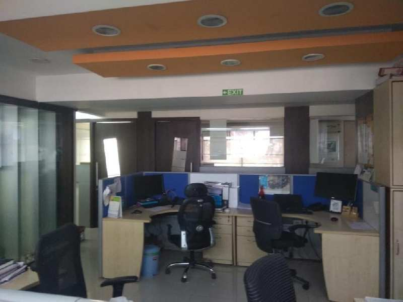 Fully Furnished office on long leasing Mumbai Pune old Road