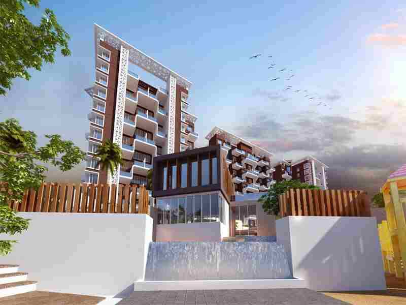 1 BHK Flats & Apartments for Sale in Undri, Pune