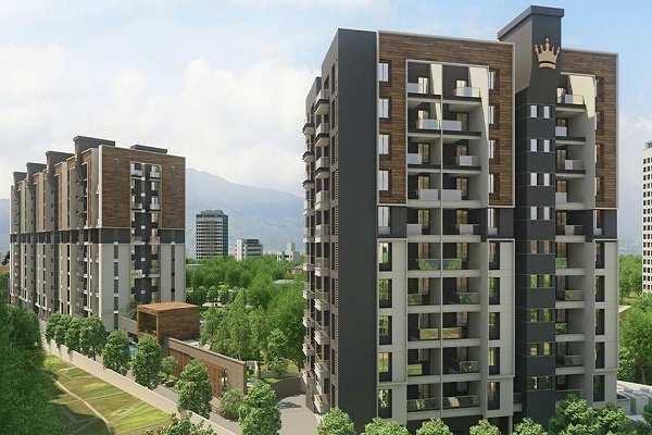 2bhk flat for sale nibm pune