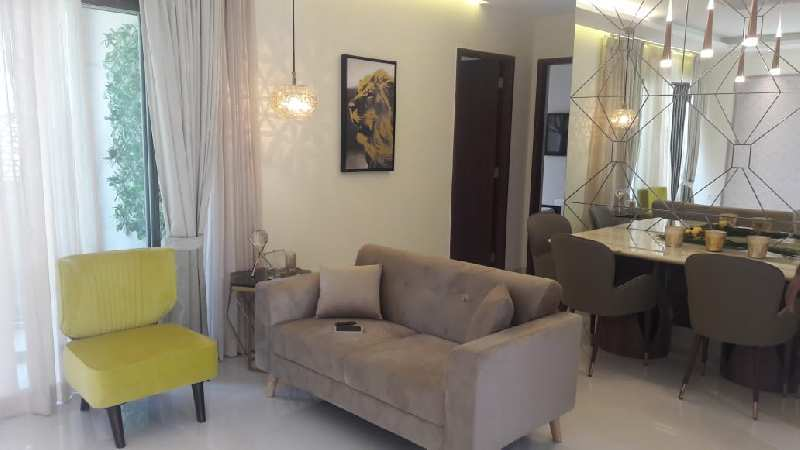2bhk resale flat Elina living nibm road