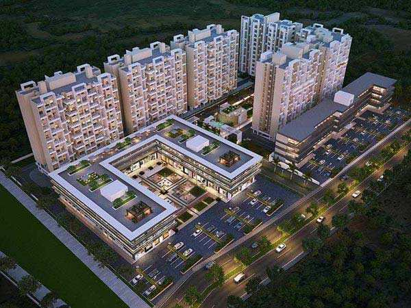 3 BHK Flat For Sale In Undri Chowk, Pune