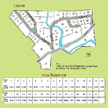 Residential Plot For Sale In Tamhini, Pune