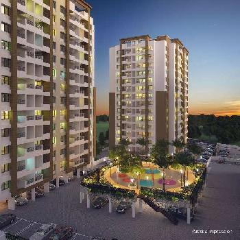 2 BHK Apartment for Sale in Ambegaon, Pune