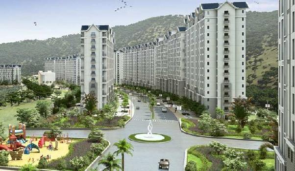 2 BHk Flat For Sale in Marunji, Pune