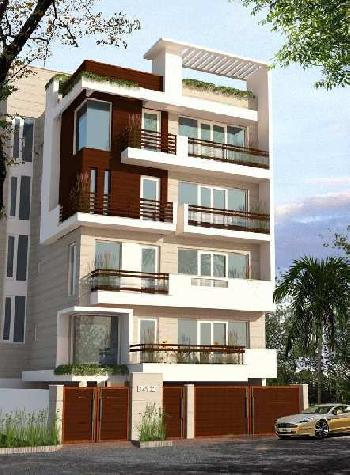 3BHK IN DWARKA MOR