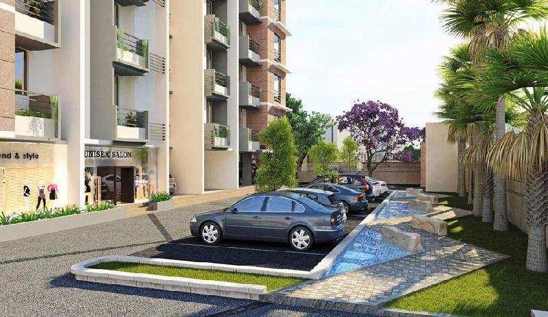 3 BHK Flat for sale at Jagatpura.