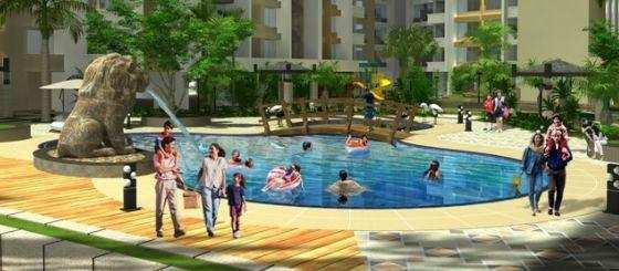 3 BHK Flat for sale at Sikar Road