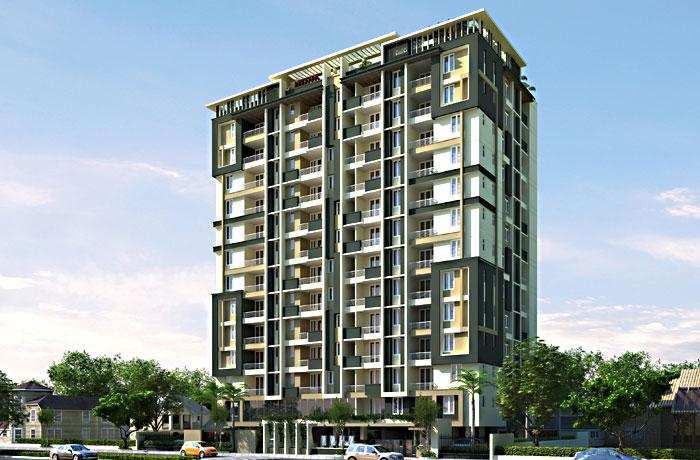 3 BHK Flat for sale at Narayan Vihar