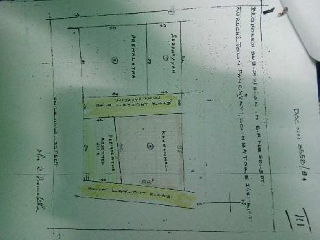 Residential Plot for Sale in Kinathukadavu, Coimbatore