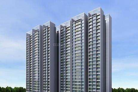 2 BHK flat in Kolshet Road for sale