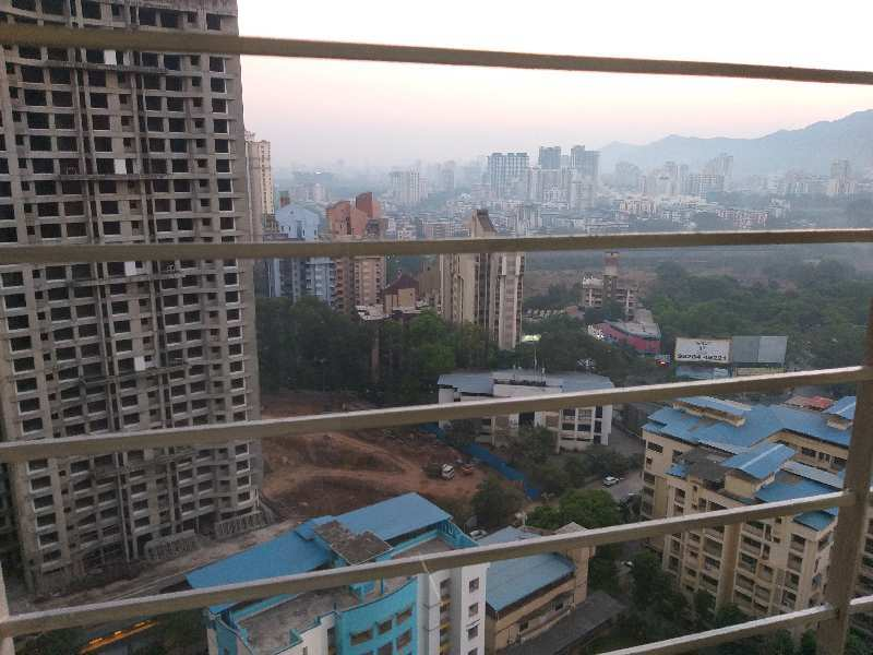 3 BHK Flat Available on Rent in Acme Ozone, Thane West