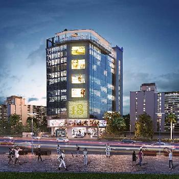 Office Space in the Luxurious Commercial Building of The Jaipur