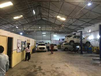 12700 Sq.ft. Warehouse/Godown for Rent in Majra, Dehradun