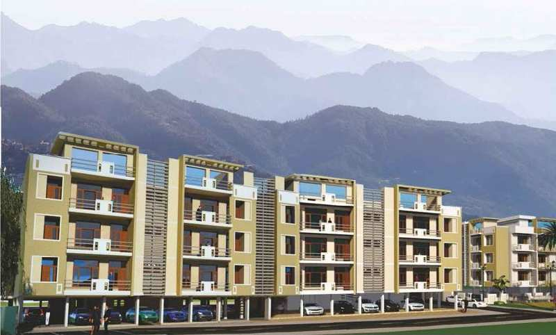 2 BHK Flats & Apartments for Sale in Brahmanwala, Dehradun