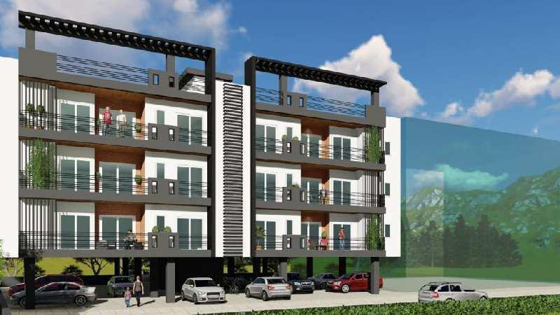 3 BHK Flats & Apartments for Sale in Brahmanwala, Dehradun