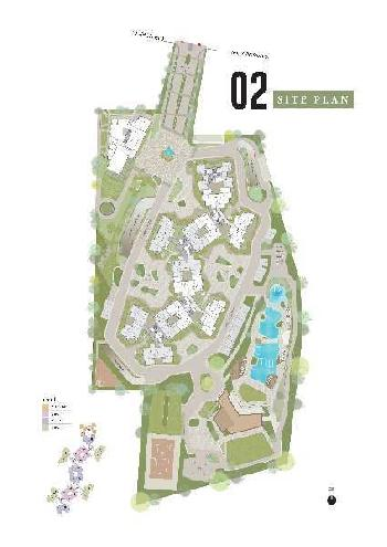 2 BHK flat for sale in orchid white field