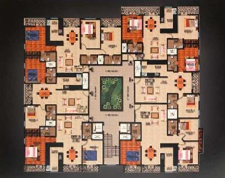 2 BHK Flats & Apartments for Sale in Hennur Road, Bangalore
