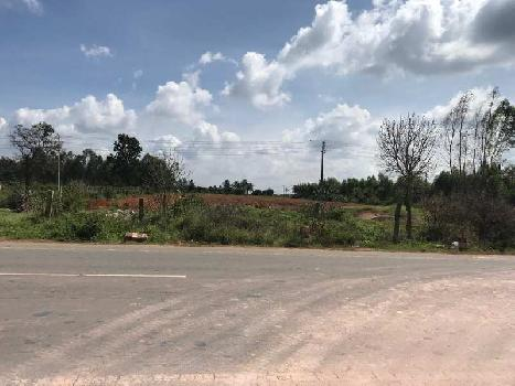 9 Acre Industrial Land / Plot for Sale in Hoskote Malur Road, Bangalore