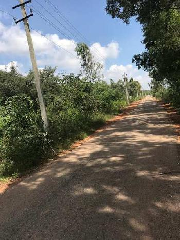 4 Acre Industrial Land / Plot for Sale in Hoskote Malur Road, Bangalore