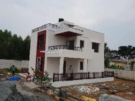 east and west facing