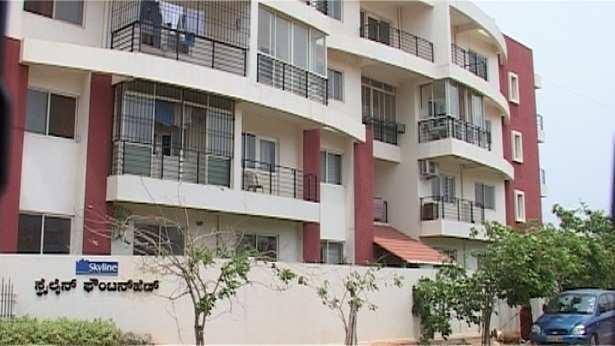 3 BHK Flats & Apartments for Sale in HRBR Layout, Bangalore