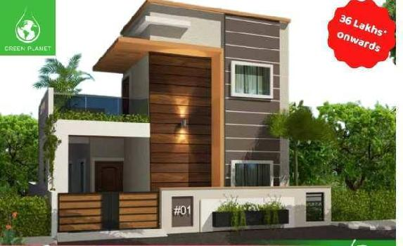 2 BHK Individual Houses / Villas for Sale in Budigere, Bangalore