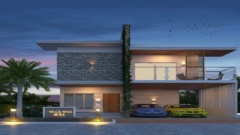 3 BHK Individual Houses / Villas for Sale in Rajankunte, Bangalore