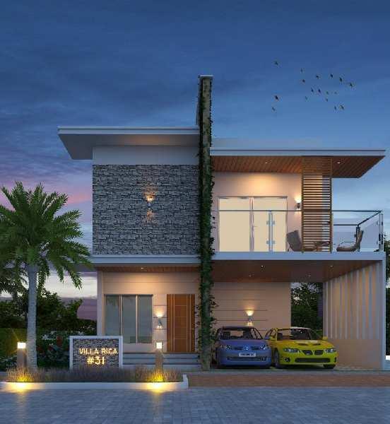 04 BHK villa for sale in Rajanukunte Bangalore