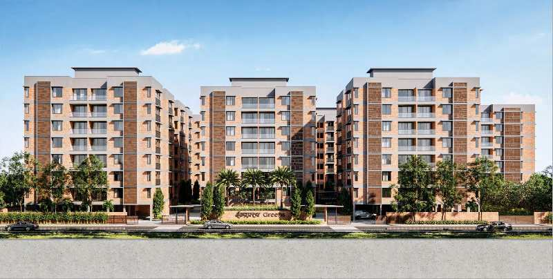 Flats & Apartments for Sale in Satellite, Ahmedabad