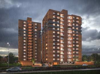 3 BHK Flats & Apartments for Sale in Akhbar Nagar, Ahmedabad