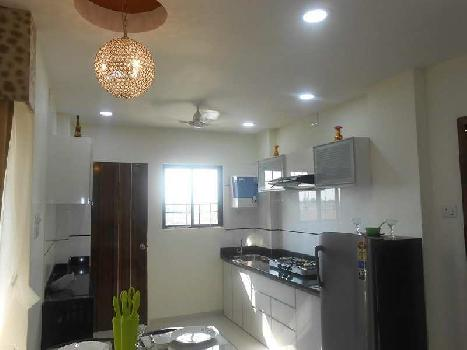 1BHK Flat at ghodbundar rd in Siddheshwar complex, Dhokali