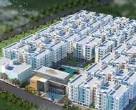 3BHK Luxury flats sale in Gated community Gannavaram Airport Vijayawada