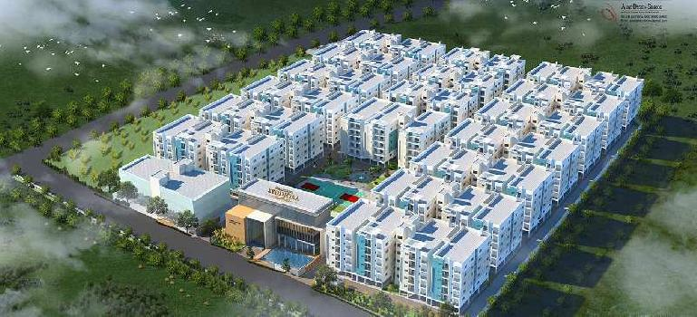 3BHK Luxury flar sale in Gated community at vijayawada airport