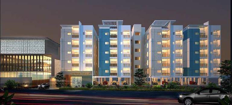 48 lac 3BHK Luxury Flat sale in Vijayawada Airport Gannavaram