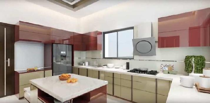 1600 sft 3BHK flat sale in best location