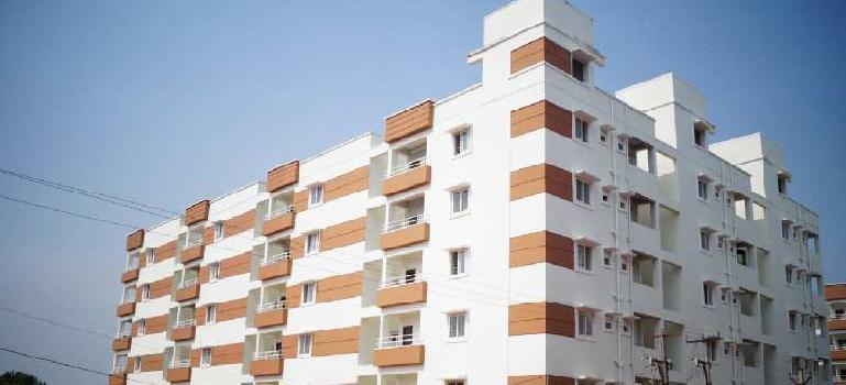 3BHK Luxury flar sale in Gated community 25 Lac only