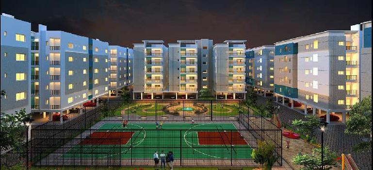 3 BHK Flats & Apartments for Sale in Gannavaram, Vijayawada