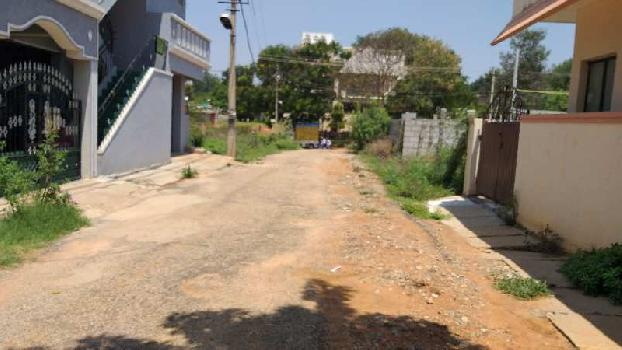 40x37 north faceing Belisivale bbmp limit very good location residential plot