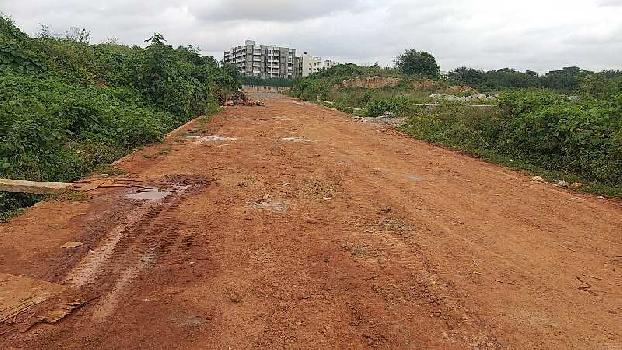 BDA Plot near to outer ring road east faceing