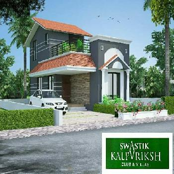 2 bhk house in old dhamtari road