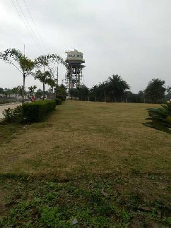 Residential plot in Abhanpur